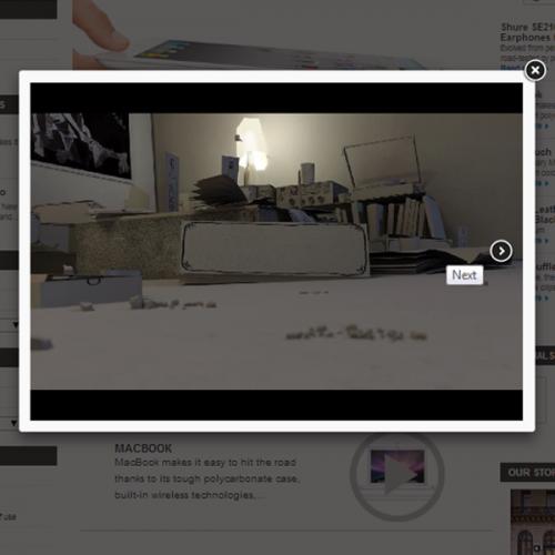 Product Video Slider Module