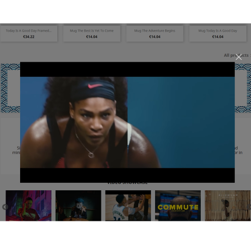 Vimeo Video Slider and...
